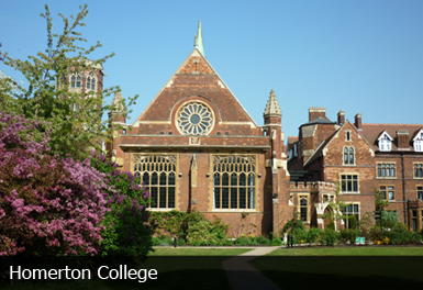 Homerton College copy